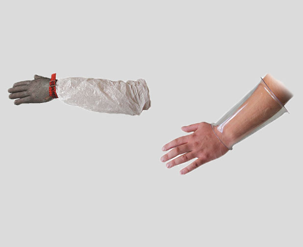 Μανίκια & Βραχίονες Μανίκι μιας χρήσεως και πλαστικός βραχίονας.
